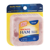 Oscar Mayer Lean Smoked Ham with Water Added
