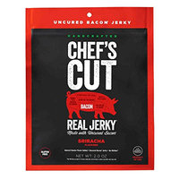 Chef's Cut Real Bacon Jerky Sriracha