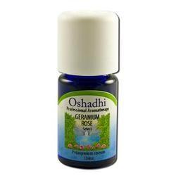 Oshadhi - Essential Oil, Geranium Rose Organic, 30 ml