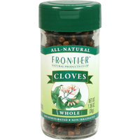 Frontier Cloves, Hand Select Whole