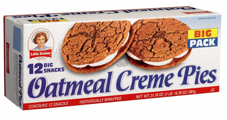 recipe: double decker oatmeal creme pie for sale [19]