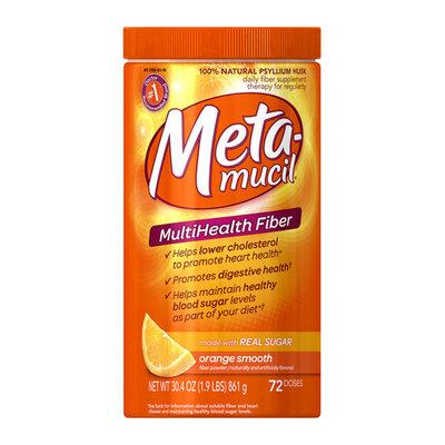 Metamucil Orange Fiber Supplement