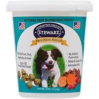 Gimborn Pro-Treat Freeze Dried Blends Beef Liver Dog Treats, 4 oz.