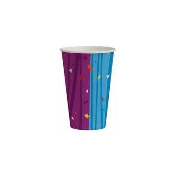 Creative Converting Milestone Celebrations 12 oz. Paper Cups (8)