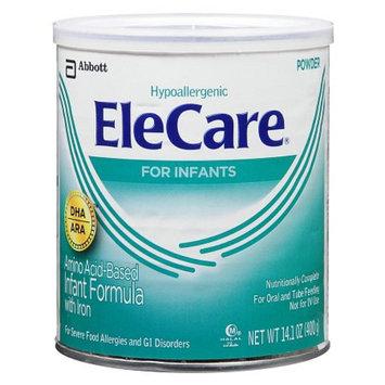 EleCare Amino Acid Based  Infant Formula with Iron