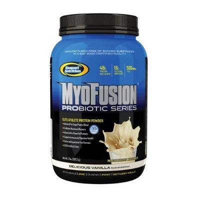 Gaspari Nutrition Myofusion Probiotic Series, Vanilla, 2 Pounds