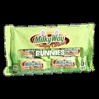 Milky Way Simply Caramel Bunnies - 6 CT