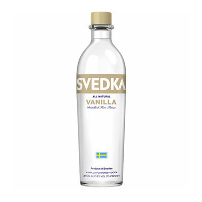 SVEDKA Vanilla Vodka
