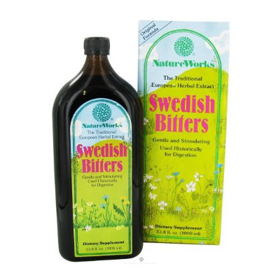 NatureWorks Swedish Bitters
