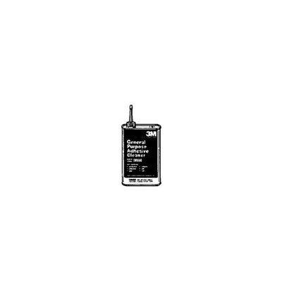 3M General Purpose Adhesive Cleaner, Quart, 08984 - Liquid Solution - 32 fl oz (1 quart) - Clear