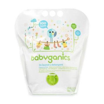 Kas Direct Babyganics Fragrance Free Laundry Detergent - 100 Ounce