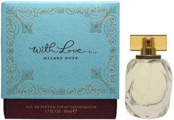 WITH LOVE HILARY DUFF by Hilary Duff EAU DE PARFUM SPRAY 3.3 OZ *TESTE