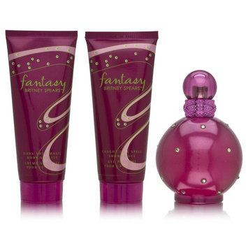 Fantasy by Britney Spears 3 Piece Set
