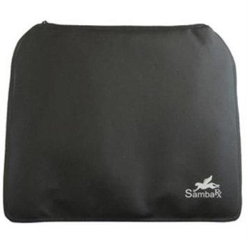 Bodyryzm Samba Rx Seat Cushion, Inflatable, Black