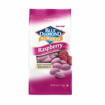 Blue Diamond Almonds, Raspberry, 4 oz
