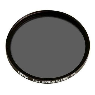 Tiffen 72mm Circular Polarizer Polarizing Lens Filter