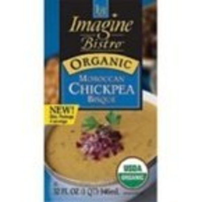 Imagine Foods Moroccan Chickpea Bisque Soup ( 12x32 OZ)