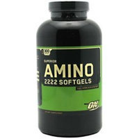 Optimum Nutrition Amino 2222 300 Softgels