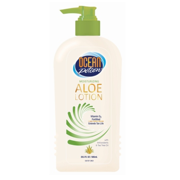 Ocean Potion Suncare Aloe After Sun Lotion