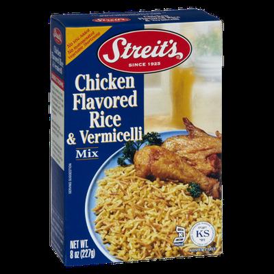 Streit's Chicken Flavored Rice & Vermicelli Mix
