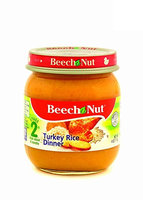 Beech-Nut® Stage 2 Simple Dinner Turkey Rice