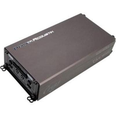 Power Acoustik CRYPT CA4-1600D Car Amplifier - 1600 W PMPO - 4 Channel - Class D