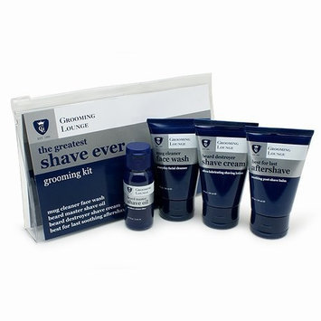 Grooming Lounge The Greatest Shave Ever Try Me Kit