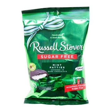 Russell Stover Sugar Free Peg Bag Candy, Caramel Drops, 3 oz. bag