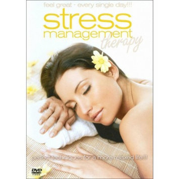 C & B Productions STRESS MANAGEMENT THERAPY BY ROBERSON, MICHAELA (DVD)