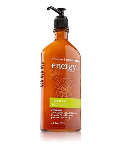 Bath & Body Works® Aromatherapy Lemon Zest Lotion