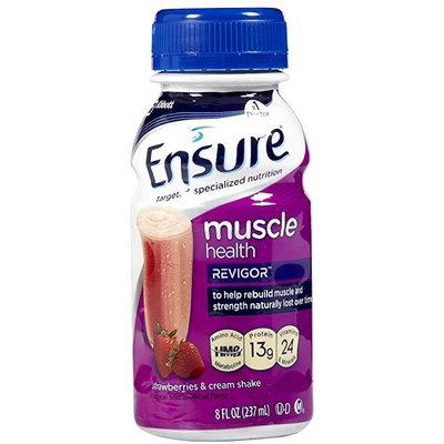 Ensure® Revigor™ Muscle Health Strawberry & Cream Shake
