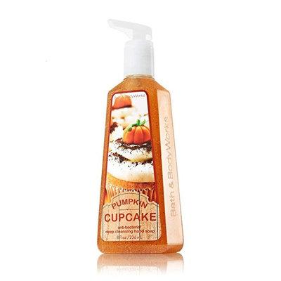 Bath & Body Works® PUMPKIN CUPCAKE Anti-Bacterial Deep Cleansing Hand Soap