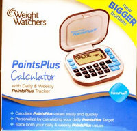 Weight Watchers New Points Plus Calculator