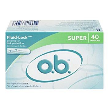 o.b. OB OB Super Tampon