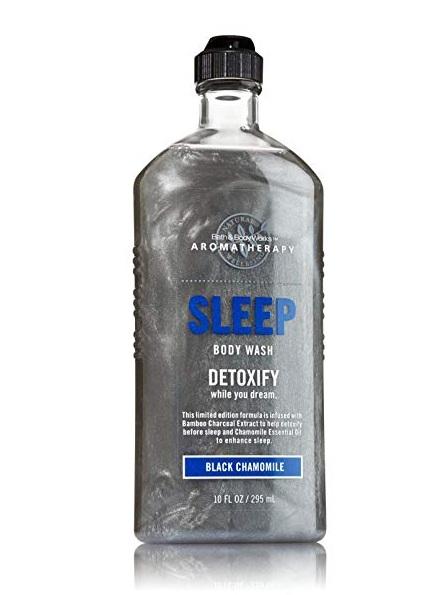 Bath & Body Works® Aromatherapy Sleep Detoxify Black Chamomile Body Wash