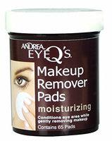 Andrea Eye Q's Makeup Remover Regular Moisturizing