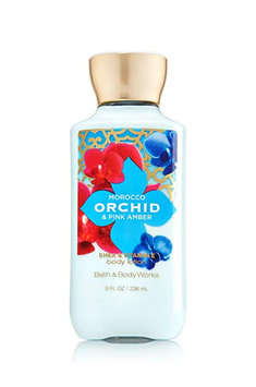 Bath & Body Works® MOROCCO ORCHID & PINK AMBER Body Lotion