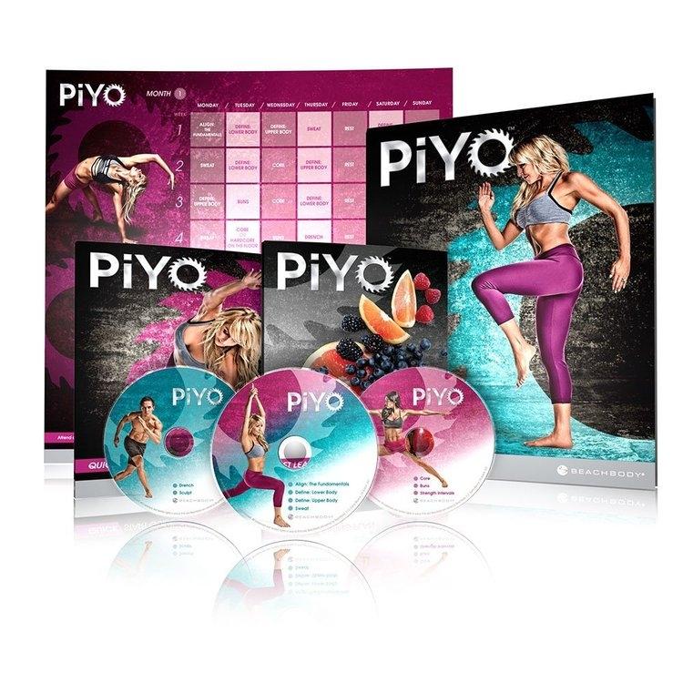 Charlotte S Fitness Dvd Reviews: Chalene Johnson's PiYo Base Kit