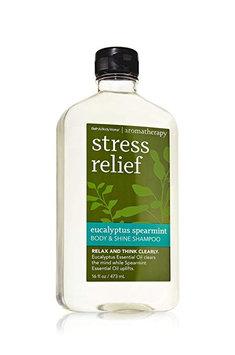 Bath & Body Works® Aromatherapy Stress Relief Eucalyptus Spearmint Body & Shine Shampoo