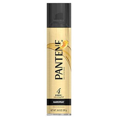 Pantene Pro-V Extra Strong Hold Hair Spray, 14 oz