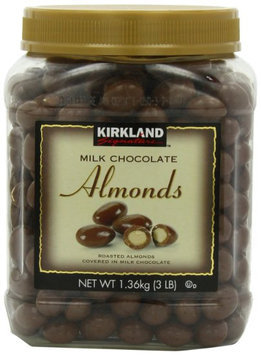Kirkland Milk Chocolate Almonds