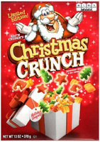 Quaker® Limited Edition Cap'n Crunch's Christmas Crunch Cereal