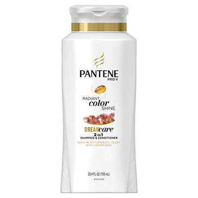 Pantene Pro-V Color Preserve Shine 2-in-1 Shampoo & Conditioner, 25.4 oz