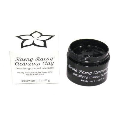 Kaeng Raeng Cleansing Clay Detoxifying Charcoal Face Mask