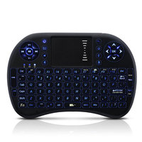 Seneo 2.4Ghz Mini Touchpad Keyboard with USB Interface Adapter