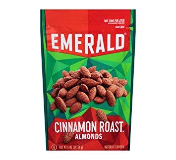 Emerald Cinnamon Roast Almonds
