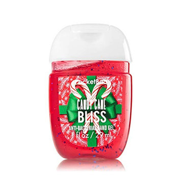 Bath & Body Works® PocketBac Candy Cane Bliss Anti-Bacterial Hand Gel