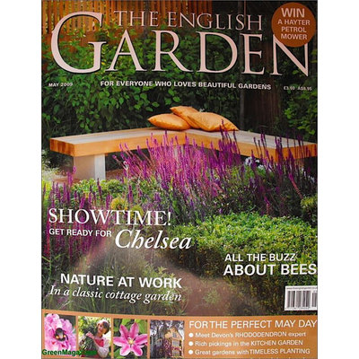 Kmart.com The English Garden Magazine - Kmart.com