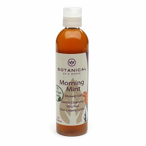 Botanical Skin Works Morning Mint Shower Gel