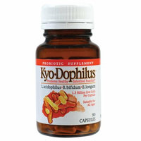 Kyolic Kyo-Dophilus Digestion and Immune Health 90 Capsules
